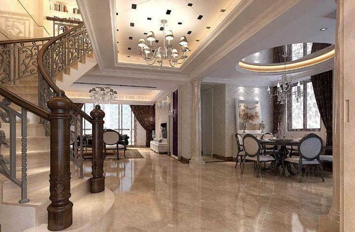 别墅装修设计原则和装修注意事项