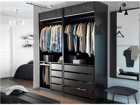 多層板-衣柜效果