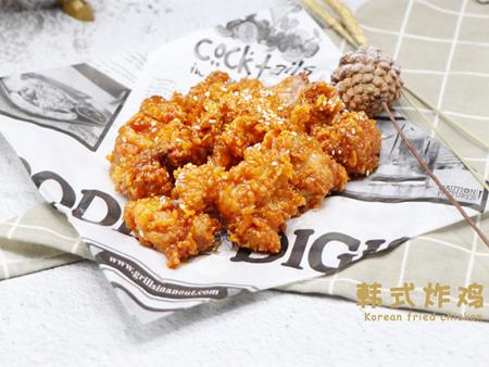 【新闻动态】满配王者炸鸡连锁美味嗨翻天