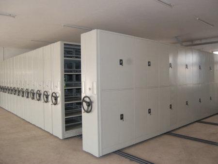 移动密集架柜档案柜如何清洁保养