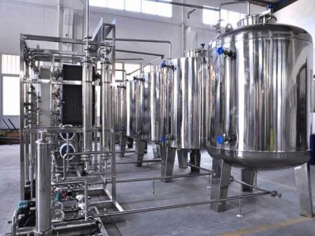 关于纯净水的水处理净化设备有哪些工作流程呢?