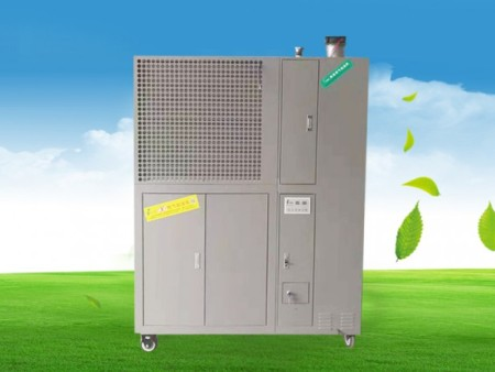 新型移動燃氣加溫二氧化碳補充一體機