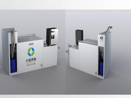 餐饮废水处理设备(隔油池)系列