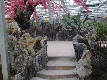 甘肃园林景观花坛设计