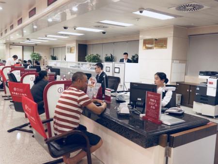 中国银行甘肃省分行两个分行项目施工