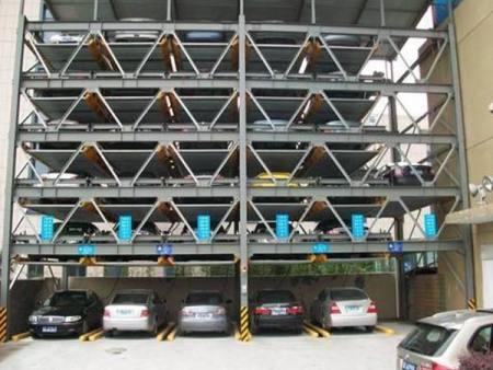 立体车库钢结构