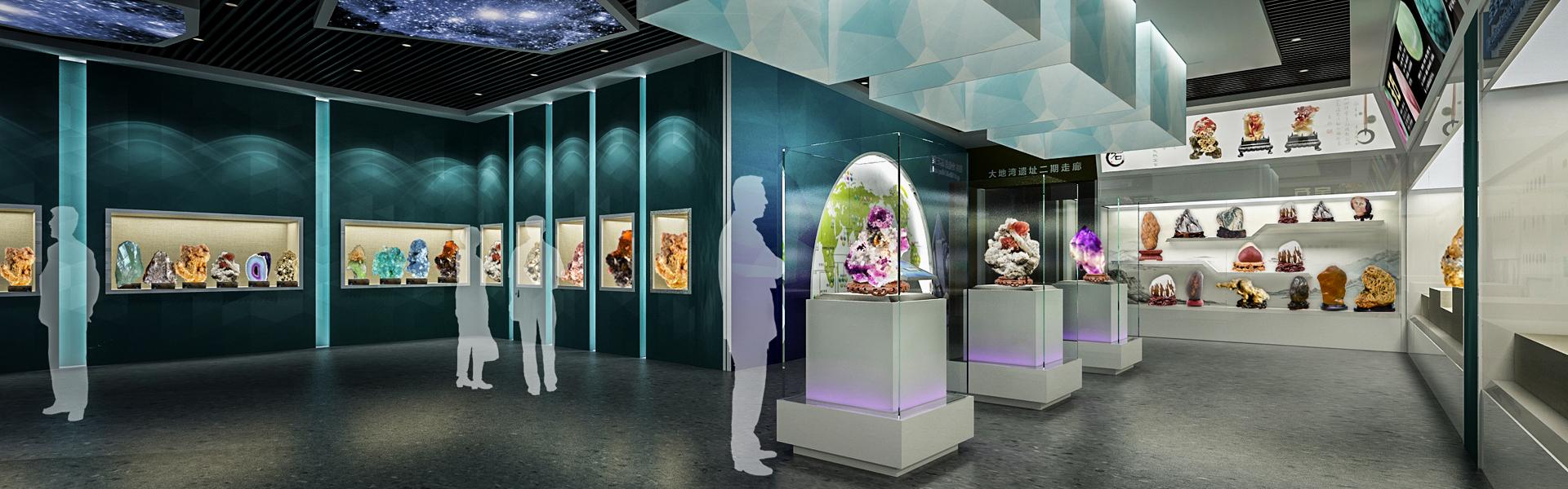 甘肃展览展厅设计
