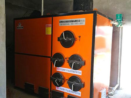 数控地暖锅炉