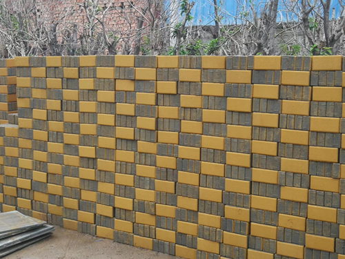 西安透水砖厂家浅述透水砖工程的施工质量规范