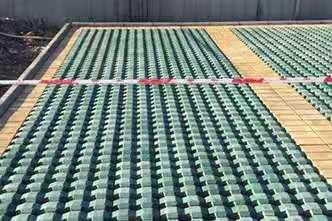 西安透水砖厂家浅谈透水砖的起源及发展