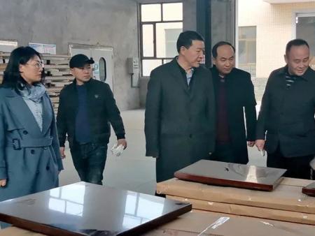 【调研】刘学强调研清水驿、小康营等乡镇工作