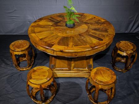 根板料圆桌