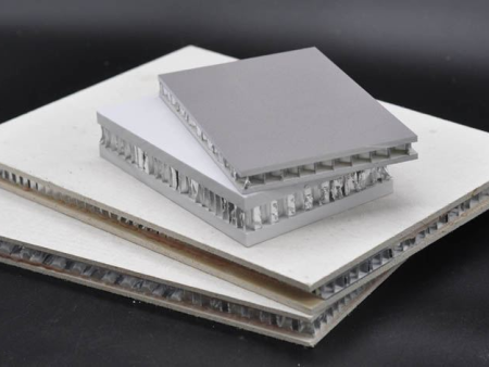氟碳噴塗鋁蜂窩複合板