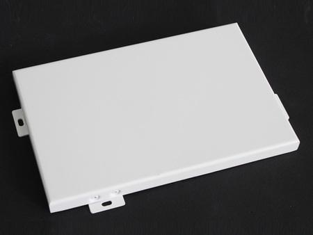 常规氟碳喷涂铝单板
