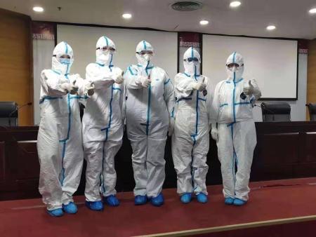 公共場所消殺防疫-辦公樓消毒殺菌
