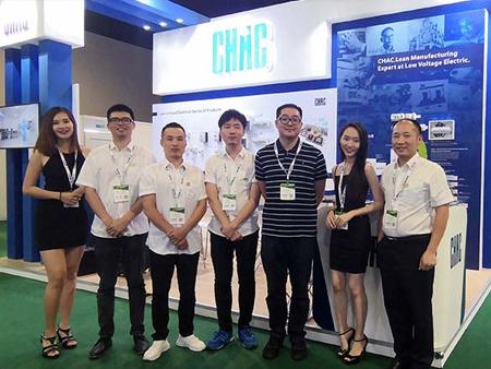 CHAC创奇电气亮相第27届亚洲国际电力展