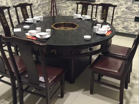 火锅店特色桌椅-选购火锅家具就到博伟家具