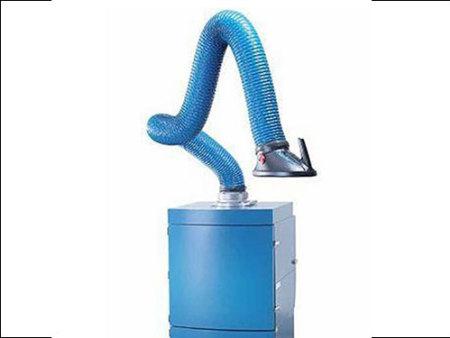 焊烟净化器工作原理