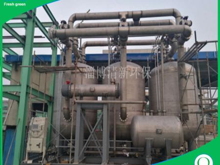 化工企业有机废气多级活性炭吸附蒸汽脱附