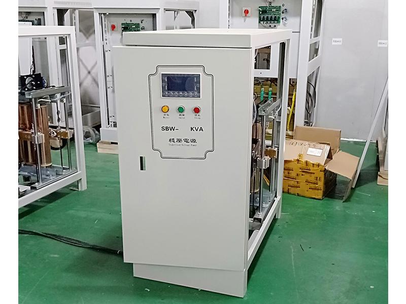 DBW單相電力穩壓器