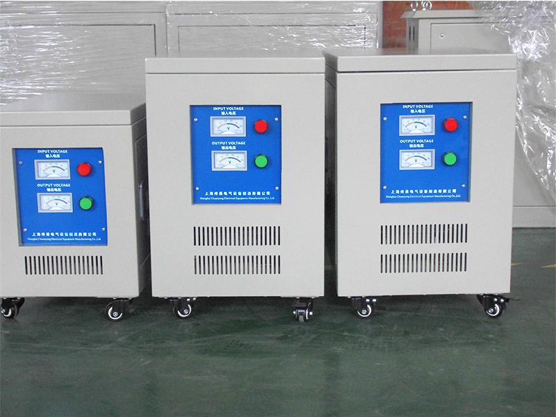 進口設備專用三相隔離變壓器