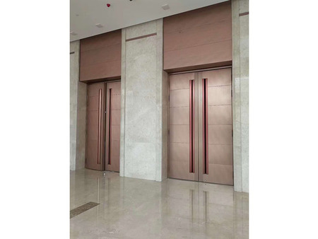 甘肃不锈钢电梯装饰