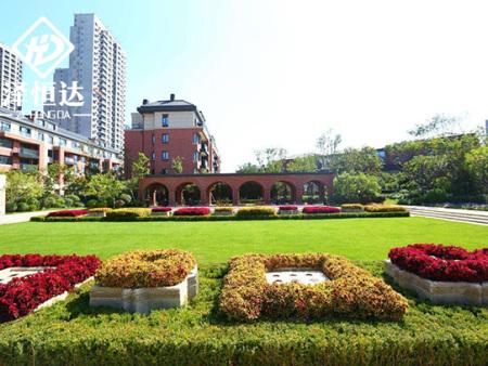 沈阳华润二十四城施工案例