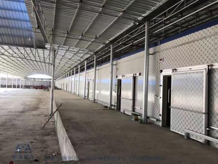 蘭州冷庫安裝設計?——冷庫保養問題需重視保鮮注意要點小型冷庫