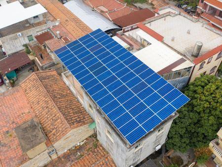 新能源发电板