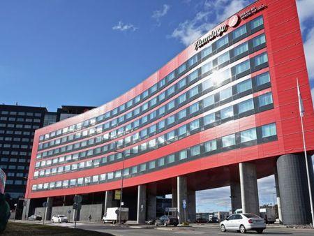 REGIN品牌楼宇自控产品用于芬兰连锁酒店