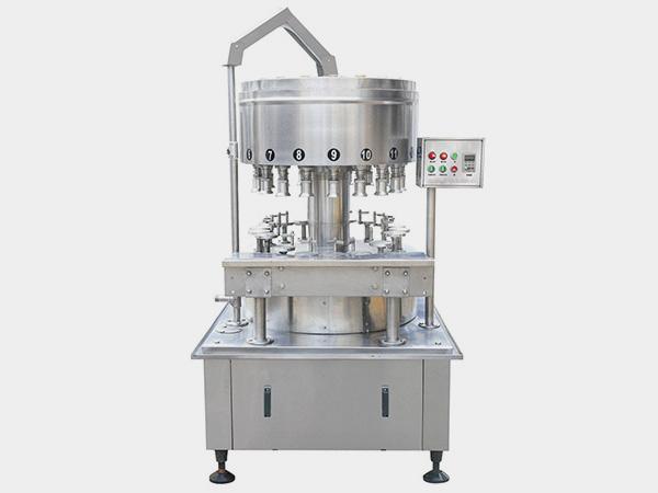 白酒灌装机灌装酒水如何调节灌装量?