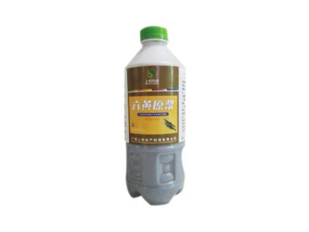 六黄原浆--保肝护肠