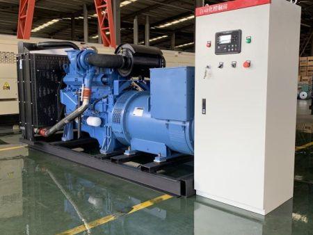 玉柴发电机组系列详细介绍及技术参数
