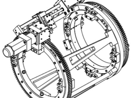 激光维修专用机床