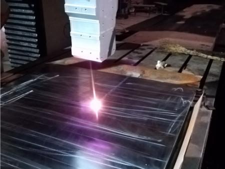 平板类激光淬火