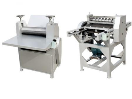 牛轧糖切块机/花生牛轧糖成型切块机