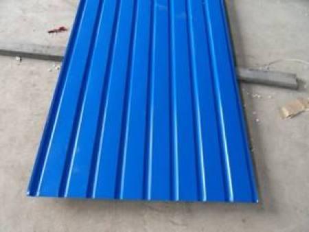 彩钢板的颜色确定方式