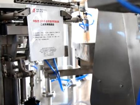 液体酱体包装机