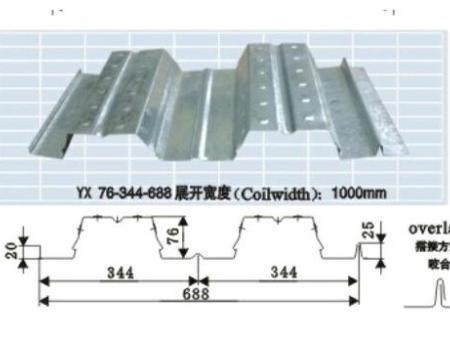 楼承板的主要特点有哪些