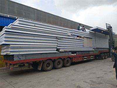青海彩钢板厂家告知大家彩钢都具有哪些优点