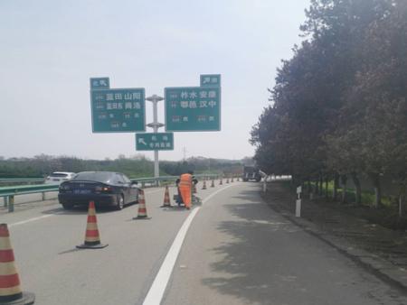 道路标线施工-道路划线