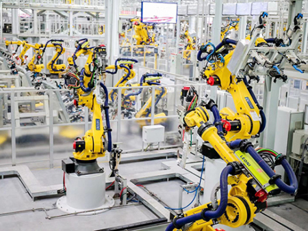 发那科机器人示教器维修与认识