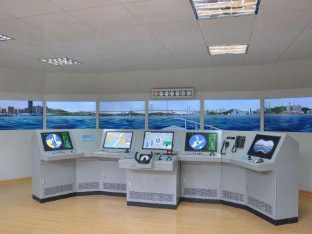 航海模拟器如何减少船员训练成本?