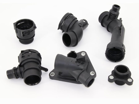 Various automotive plastic parts
