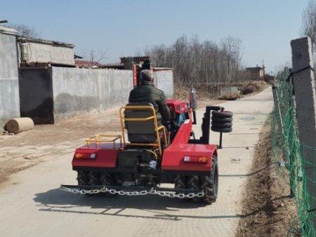 农田镇压器在农田耕作时主要有哪些作用?