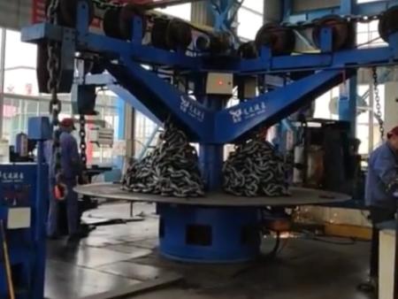 四工位旋转机组视频