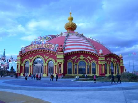 滿洲里大馬戲-案例展示