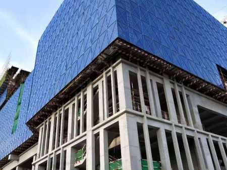 建築爬架網對材料有哪些要求?