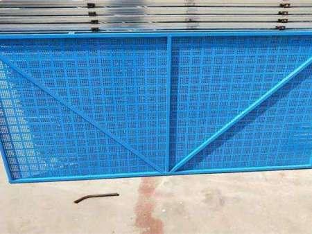 外架钢板网的生产流程