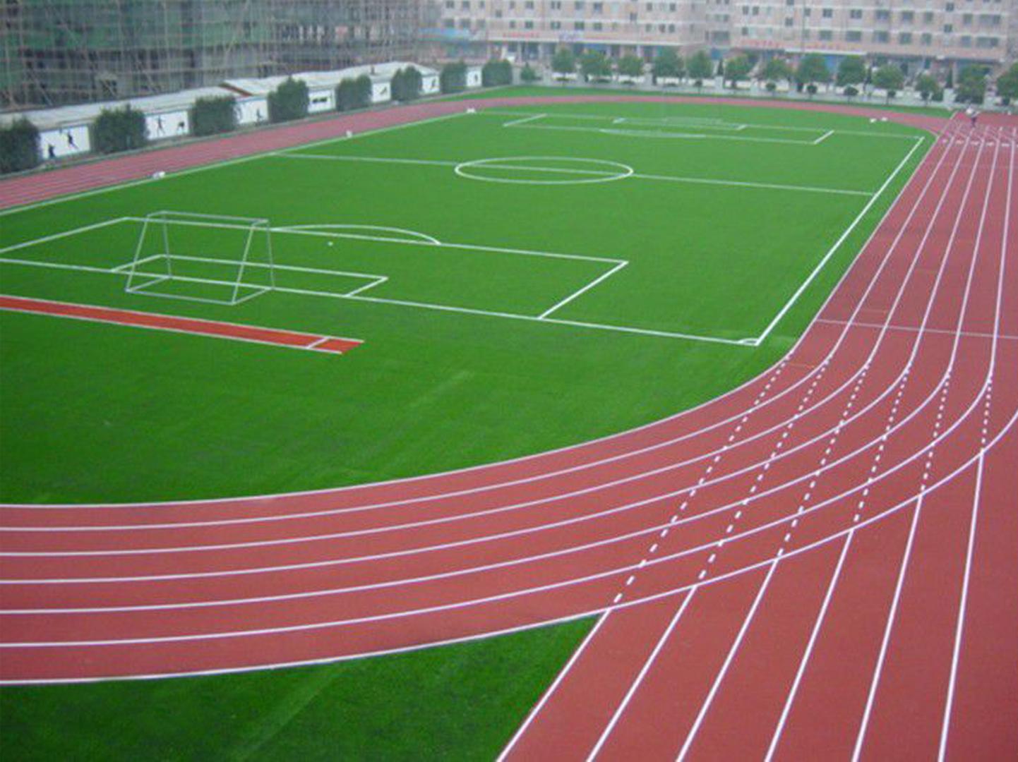 沈阳足球场草坪施工